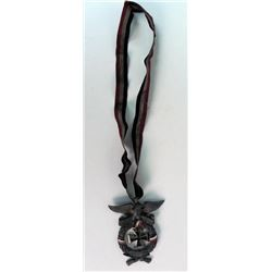 WWI Commemoration Medal of 7th Infantry - Iron Cross