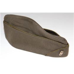 WWII WATTANT OFFICER'S JG SIDE CAP-TAILOR MADE
