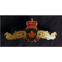 """CANADIAN ROYAL MILITARY CLASP--3"""""""