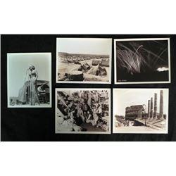 WWII PHOTOS ITALY-WARTIME-INCL MARLENE DIETRICH ANZIO