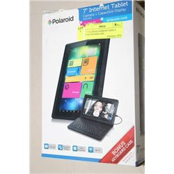"POLAROID 7"" ANDROID INTERNET TABLET"