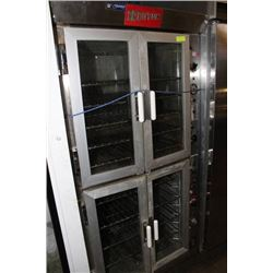 DOYEN COMBI OVEN WITH STEAMER