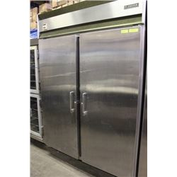 FOSTER DOUBLE DOOR S/S FREEZER