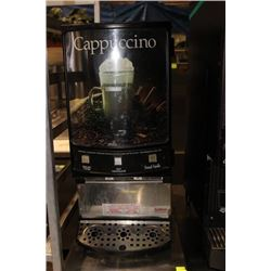 3 FLAVOR HOT DRINK DISPENSER