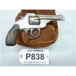 IVER JOHNSON, MODEL SAFETY HAMMER AUTO MOD. 2, CALIBER .32 S&W