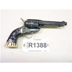 HY HUNTER, MODEL FRONTIER SIX SHOOTER, CALIBER .22 LR
