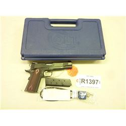 "COLT, MODEL MODEL ""O"" SERIES XSE GOVERNMENT, CALIBER .45 ACP"