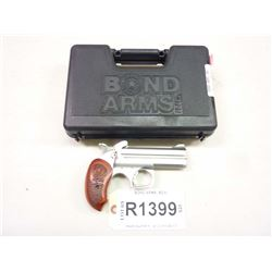 BOND ARMS, MODEL SNAKE SLAYER IV, CALIBER .45 LC/ 410 GA X 3""