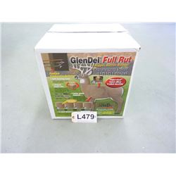 GLEN DEL FULL RUT INSERT 3 D ARCHERY TARGET