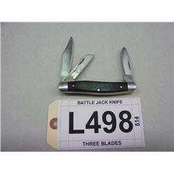 BATTLE JACK KNIFE
