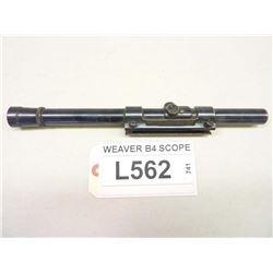 WEAVER B4 SCOPE