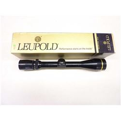 LEUPOLD VARI XIII 3.5-10 SCOPE