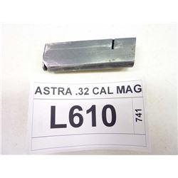 ASTRA .32 CAL MAGAZINE