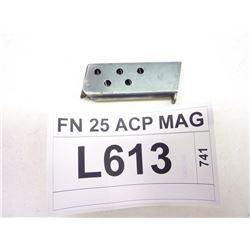 FN 25 ACP MAGAZINE