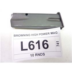 BROWNING HIGH POWER MAGAZINE