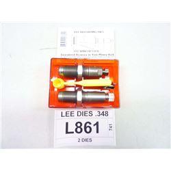 LEE DIES .348