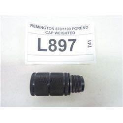 REMINGTON 870/1100 FOREND CAP WEIGHTED