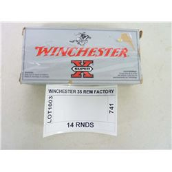 WINCHESTER 35 REM FACTORY