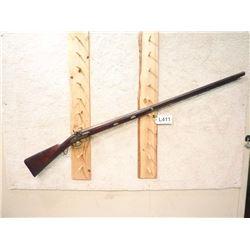 UNKNOWN BRITISH, MODEL MARKET GUN, CALIBER 8 BORE