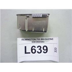 REMINGTON 700 MAGAZINE 308/260/243