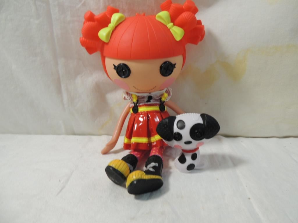 Fashion, Character, Play Dolls Diligent Lalaloopsy Doll Lalaloopsy