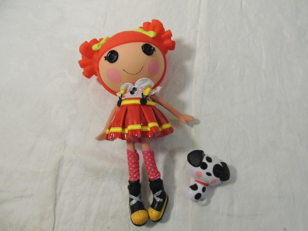 Diligent Lalaloopsy Doll Fashion, Character, Play Dolls