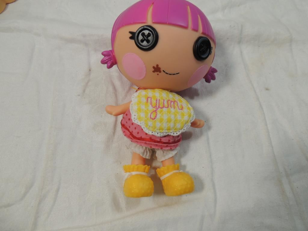 Lalaloopsy Dolls, Clothing & Accessories Diligent Lalaloopsy Doll