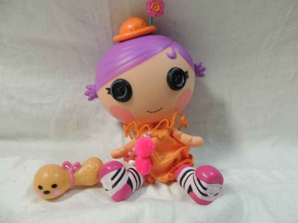 Fashion, Character, Play Dolls Dolls & Bears Diligent Lalaloopsy Doll