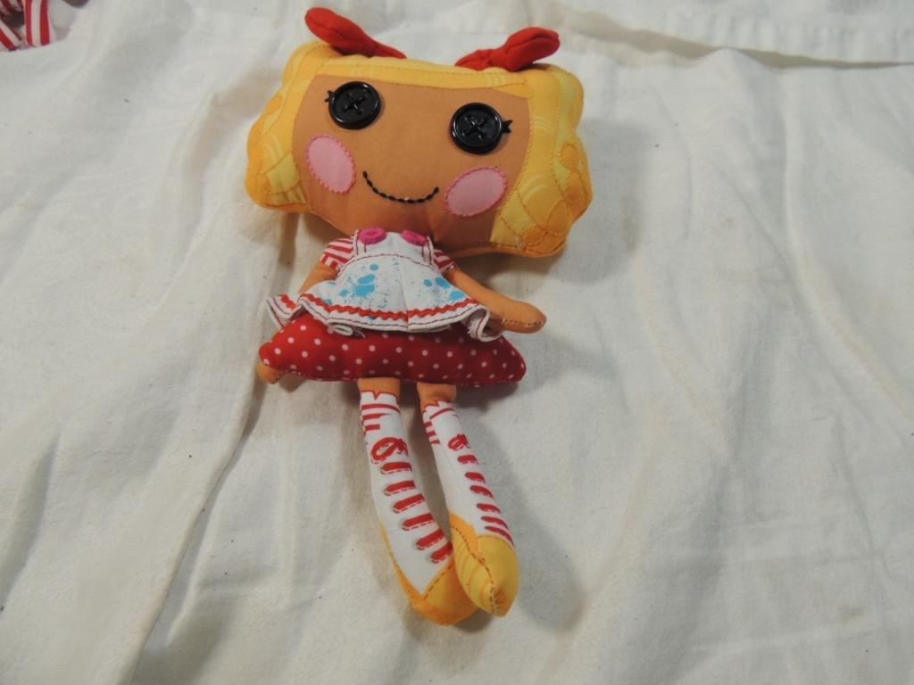 Dolls, Clothing & Accessories Dolls Diligent Lalaloopsy Doll