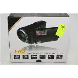 NEW HD DIGITAL 16 MEGAPIXEL CAMCORDER