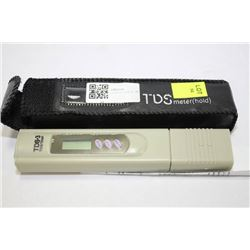 NEW TDS DIGITAL WATER QUALITY TESTER