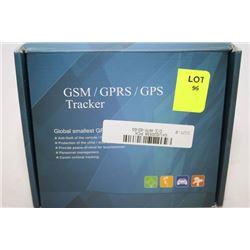 GSM / GPRS / GPS TRACKING DEVICE
