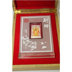 CHINESE 20 GRAM SILVER COMMERATIVE COIN SET