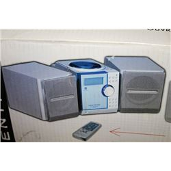 MICRO SYSTEM W/ SUBWOOFER (NEW)