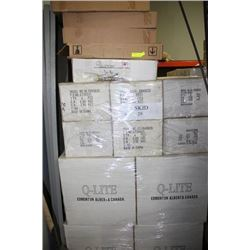 PALLET OF COMMERCIAL LIGHTING
