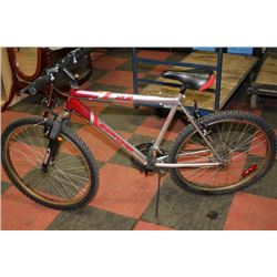 SUPERCYCLE 18 SPEED FRONT SUSPENSION MOUNTAIN BIKE