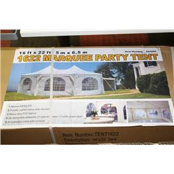 NEW 16' x22' MARQUEE PARTY TENT