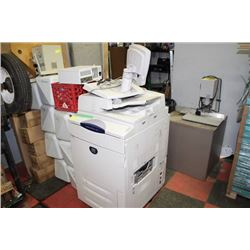 XEROX WORK CENTRE 7655 WITH INK