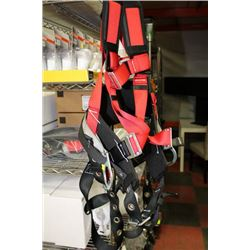 PRO BY PROTECTA FULL BODY HIGH ANGLE HARNESS