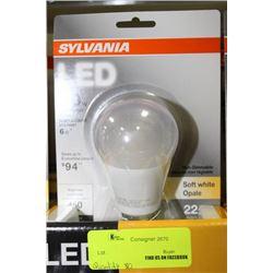 SYLVANIA 40W LED LIGHT BULB