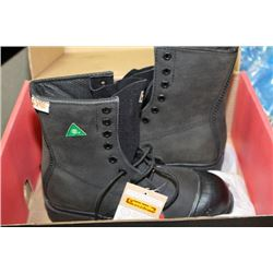 DYNAMIC STEEL TOE SAFETY BOOTS SIZE 7.5