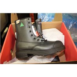 DYNAMIC STEEL TOE SAFETY BOOTS SIZE 7