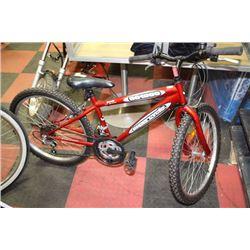 SUPER CYCLE 18 SPEED KIDS BIKE
