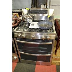 "30"" FREE-STANDING DOUBLE OVEN CONVECTION"
