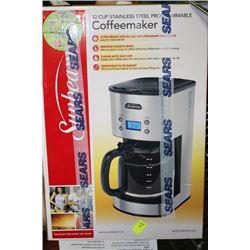SUNBEAM STAINLESS STEEL COFFEE MAKER
