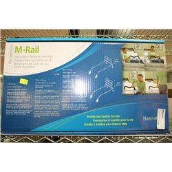 M-RAIL ADJUSTABLE BEDSIDE HAND RAIL