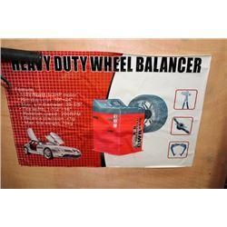 """NEW HEAVY DUTY WHEEL BALANCER 10""""-24"""""""