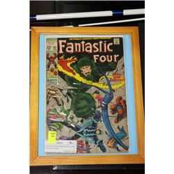 FANTASTIC FOUR ISSUE NO. 83 1960'S VINTAGE COMIC