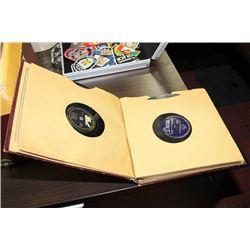 1940'S 78 RPM RECORDS