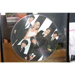 BLONDIE 'PARALLEL LINES' LITHOGRAPHED ALBUM